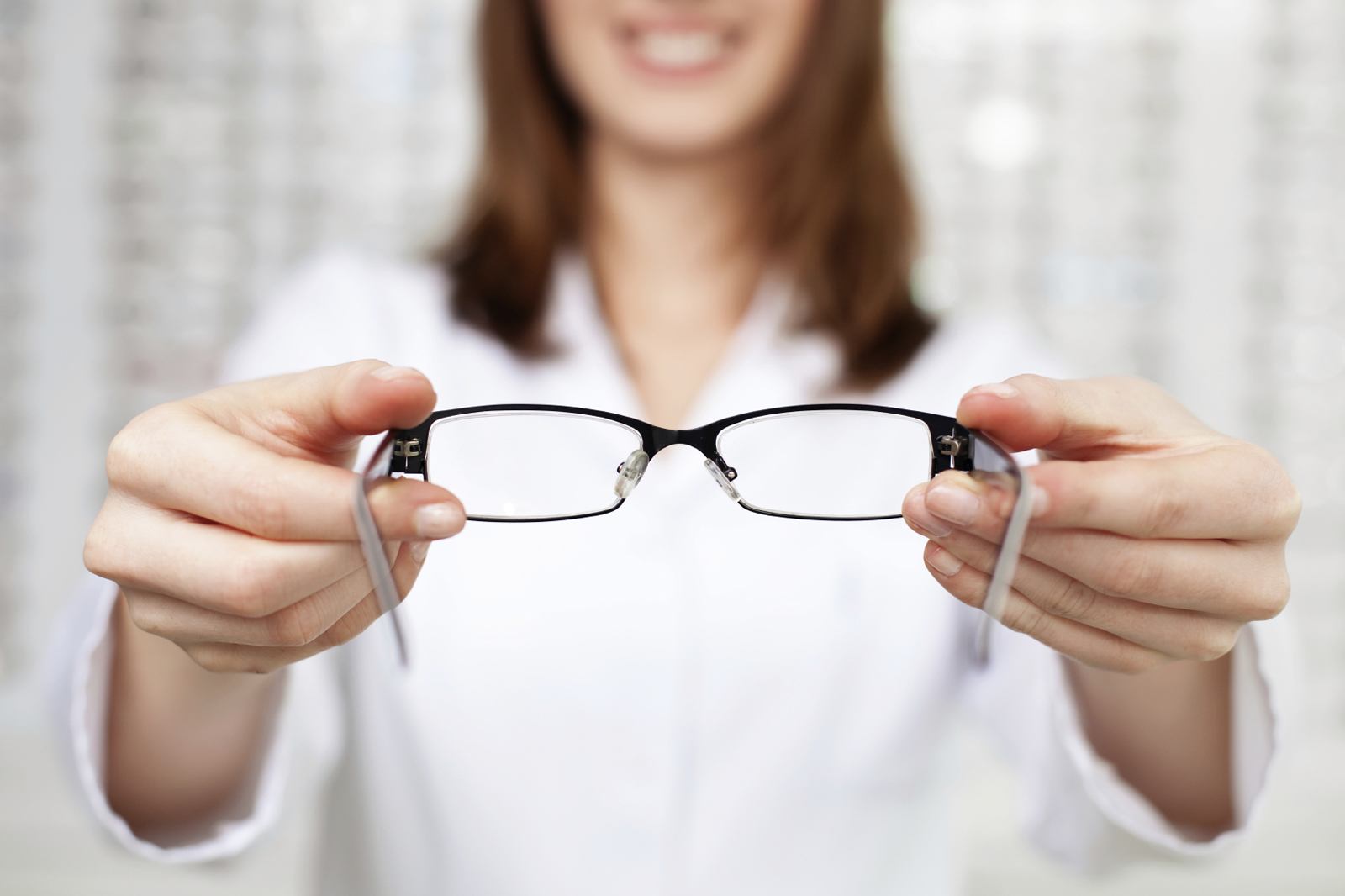 eyeglasses from your optometrist in maple ridge
