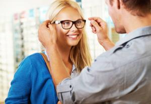 Glasses Lens Options in Maple Ridge