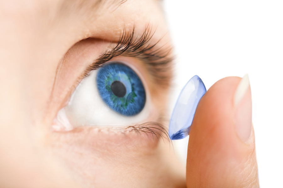 Contact Lenses for Astigmatism at Maple Ridge Eye Care