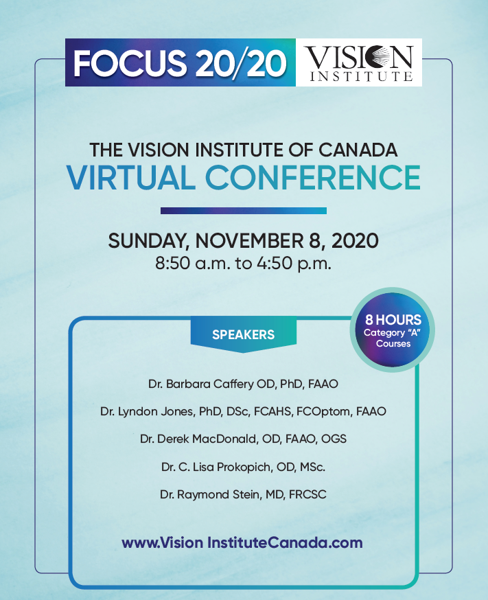 Focus 2020 Virtual Conference