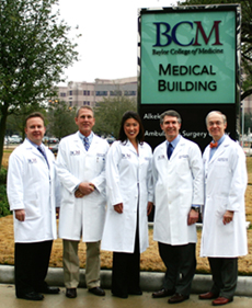 Baylor LASIK and cataract experts