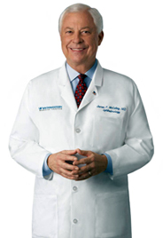 LASIK surgeon Dr. James McCulley, M.D., in Dallas, TX