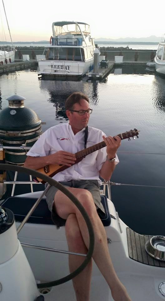 Follow Dr. Chris Barry as he sails the Pacific to celebrate his victory against cancer!