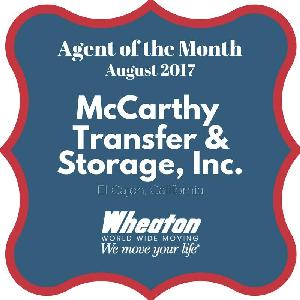 Agent of the Month August 2017